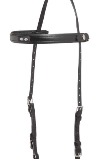 Zilco - Deluxe SS Bridle Part