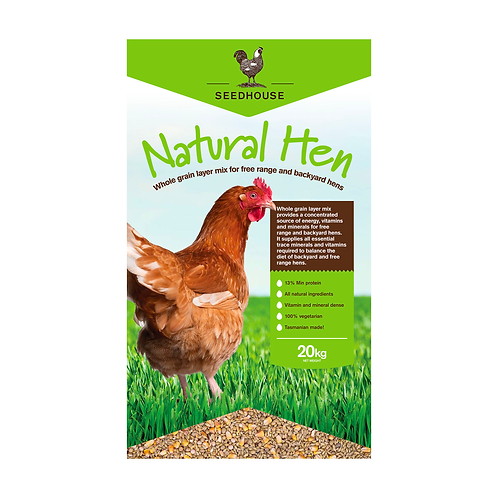 Seedhouse - Natural Hen