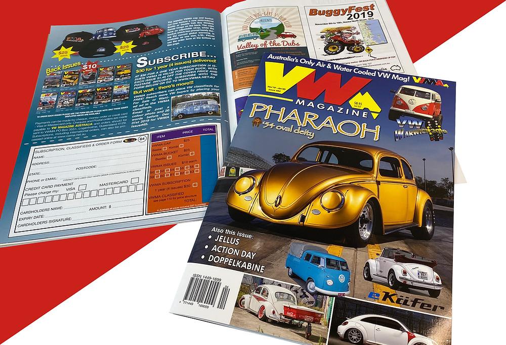Volkswagen  Australia Magazine | Proudly Printed in Australia by Printcraft