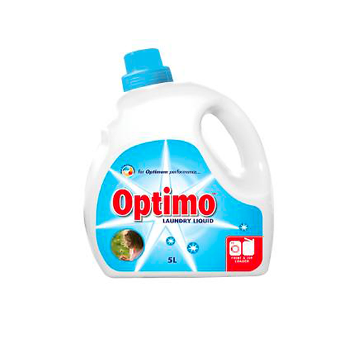 Diversey Optimo Laundry Liquid 5lt