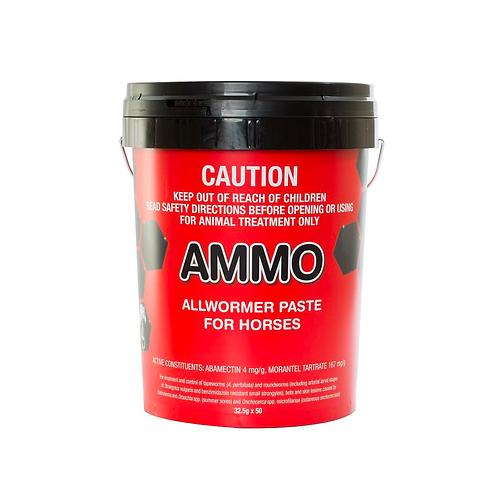 Ammo Allwormer Stud Pack 50