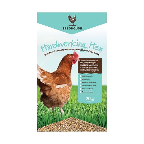Seedhouse - Hardworking Hen