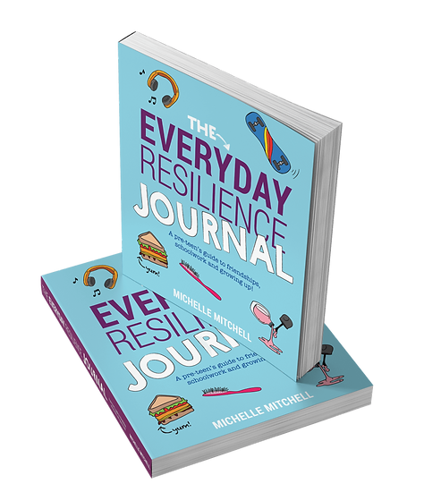 Everday Resilience Journal Commercial Printed by Printdraft Brisbane Australia