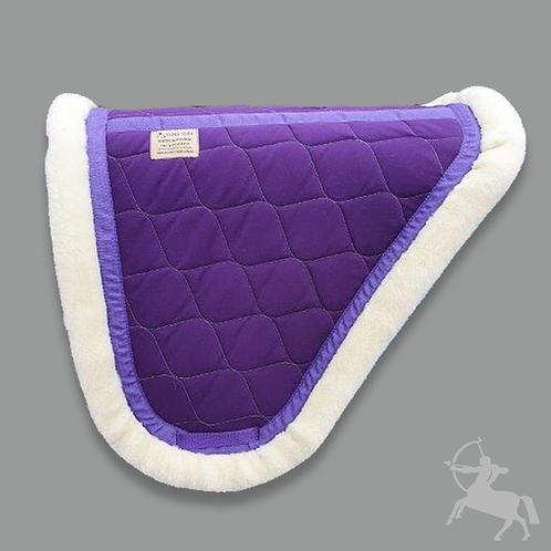 Concord Saddle Pad - Purple