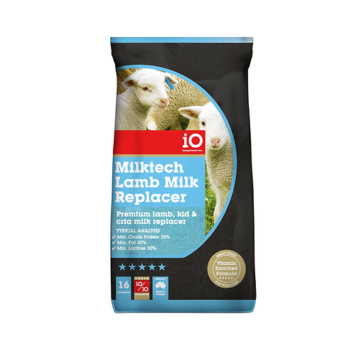 IO Milktec Lamb and Kid Replacer