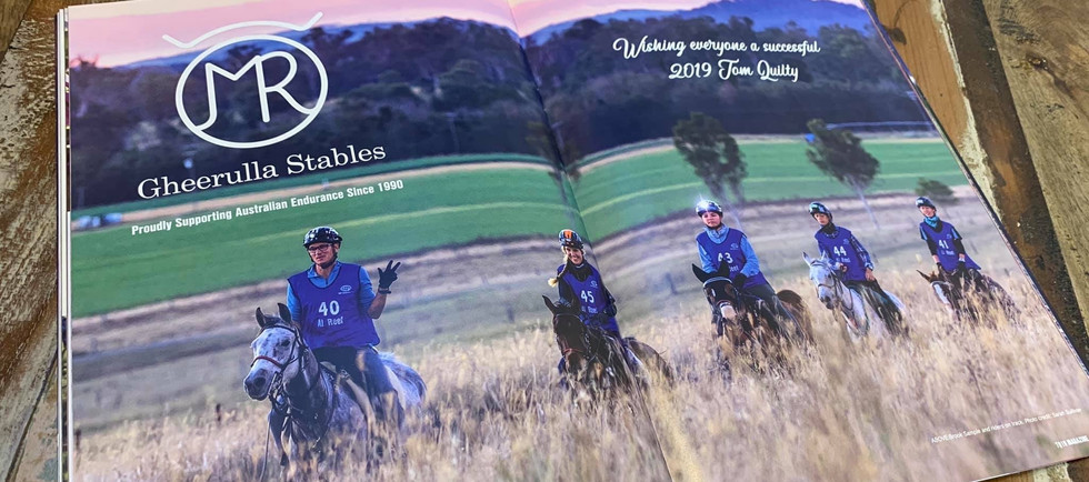 Stirling's Endurance Life Magazine
