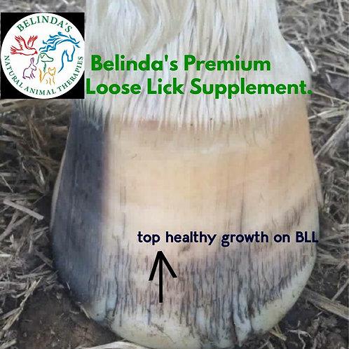 Belinda's Amazing Mineral Loose Lick Supplement 5kg