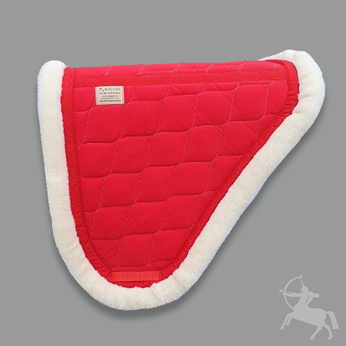 Concord Saddle Pad - Red