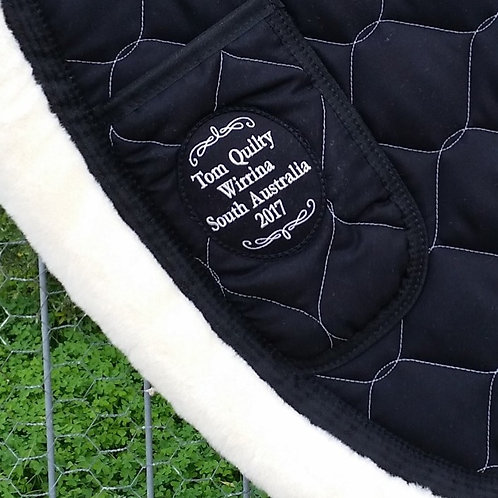 Embroidery Patch - Saddle Pads