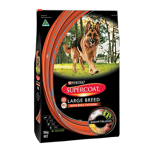 Supercoat Large Breed 20kg