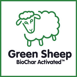 Green Sheep Organic Feed with BioChar