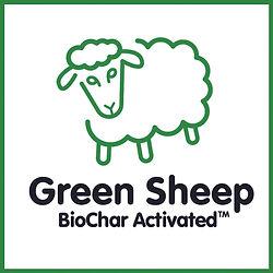 Green Sheep Organic Feed with BioChar
