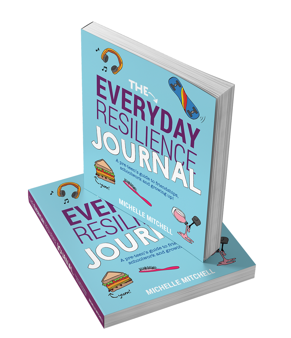 Michelle Mitchell Everyday Resilience Journal