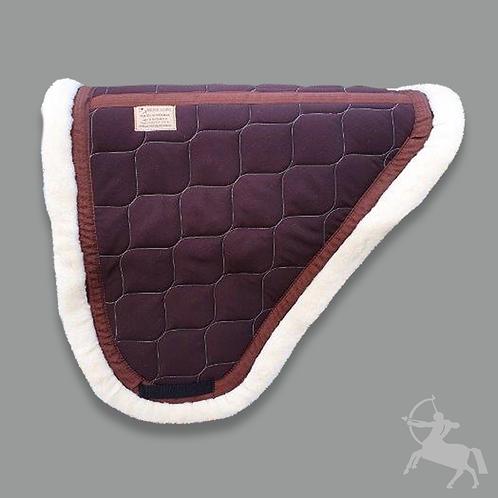 Concord Saddle Pad - Choc Brown