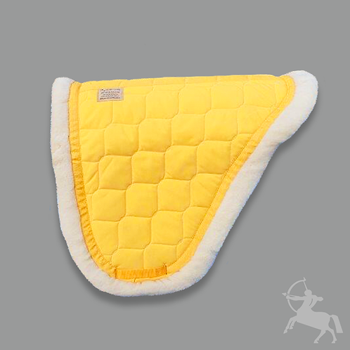 Concord Saddle Pad - Yellow