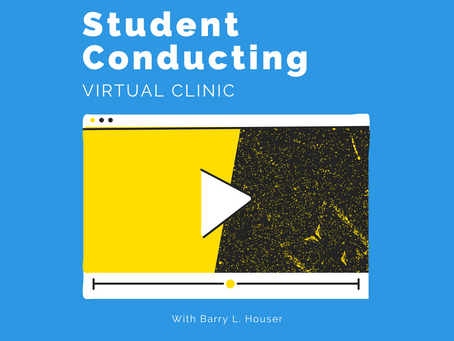 Student Conducting