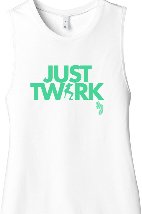 JUST TWERK Tank Top