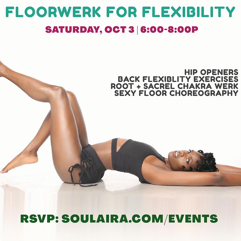 Floorwerk For Flexibility  | Live Stream  (1)