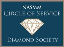 NASMM Diamond Society Logo