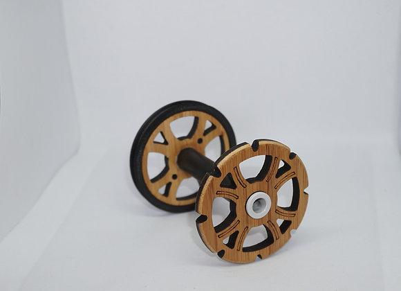 Stylus klos hout
