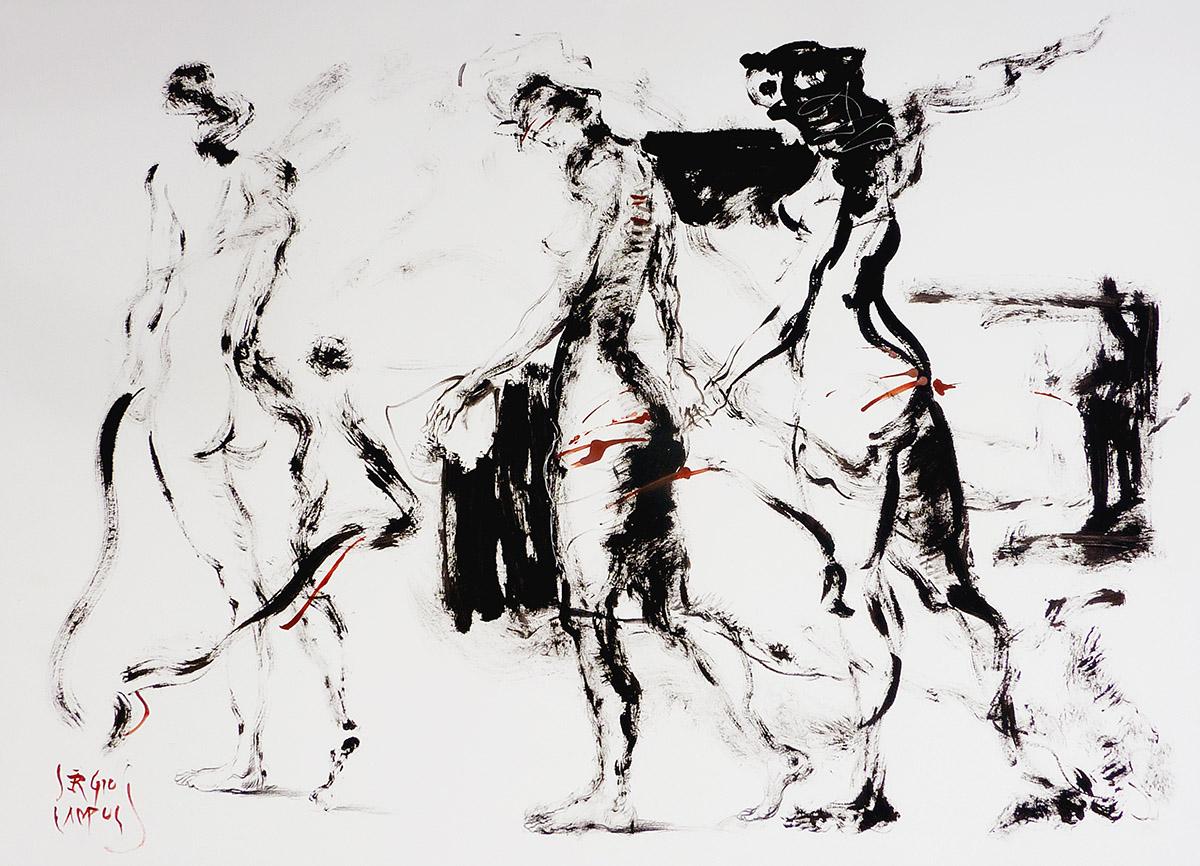 """""""Três Mulheres Caminhando"""""""