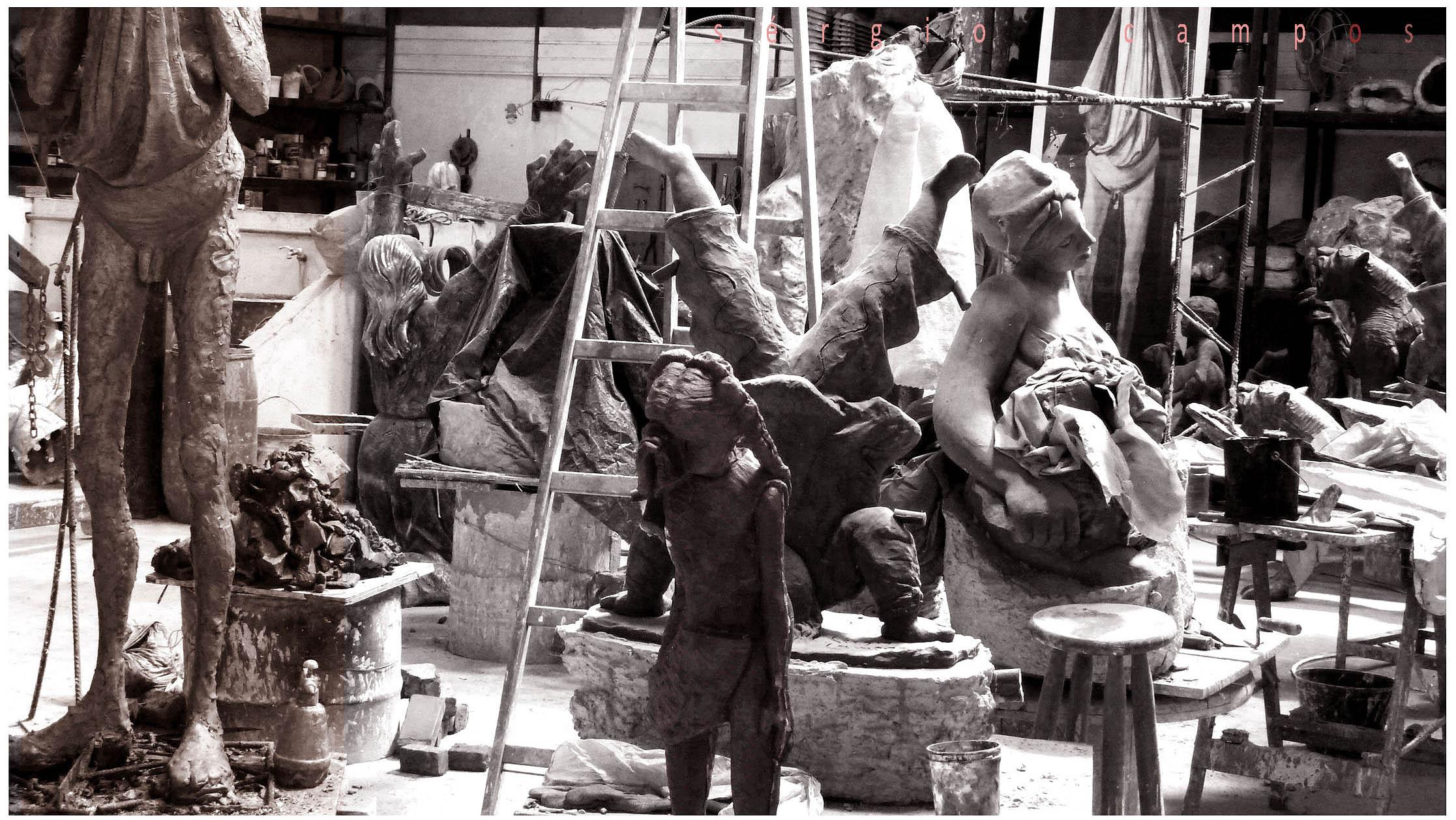 """Atelier de Escultura"""