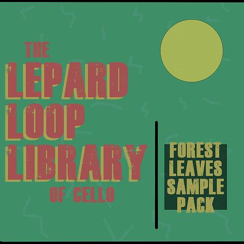 Forest Leaves Sample Pack