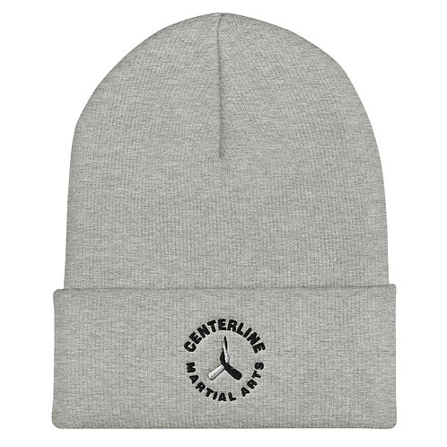 Cuffed Beanie - Martial Arts