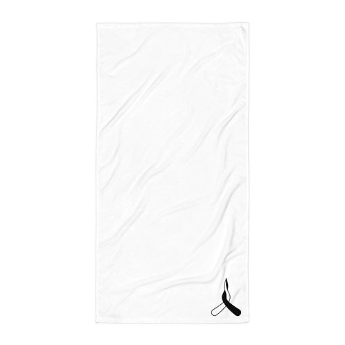 Towel - White