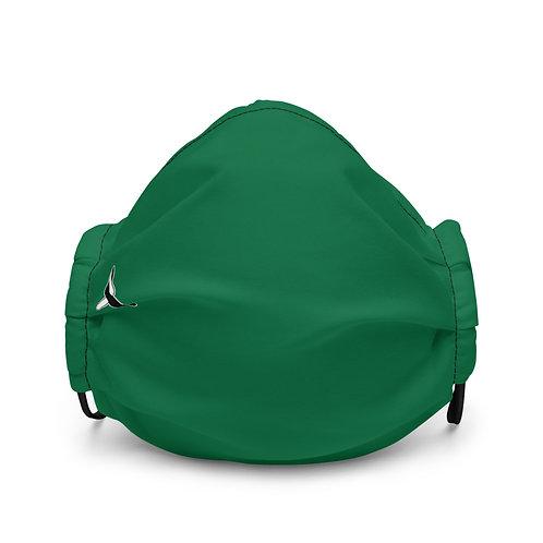 Premium face mask - Green Basic