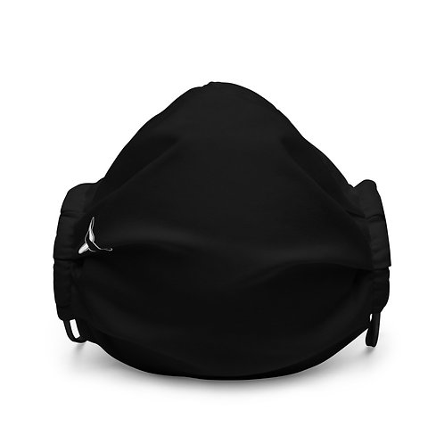 Premium face mask - Black Basic