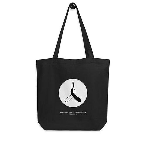Eco Tote Bag - Small Black
