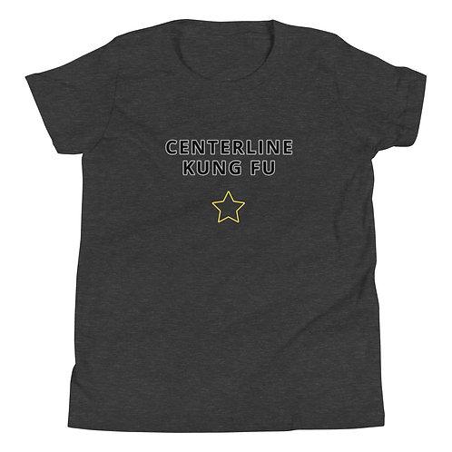 Youth T-shirt - Kung Fu Star