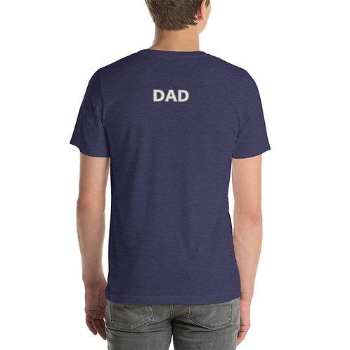 Short-Sleeve Unisex T-Shirt - Centerline Dad