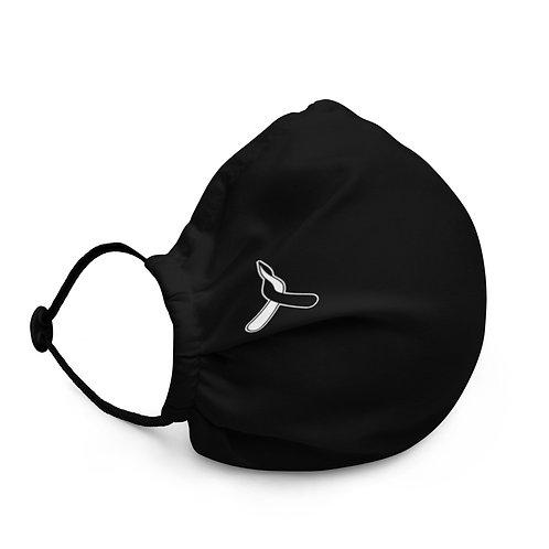 Premium face mask - Black Basic