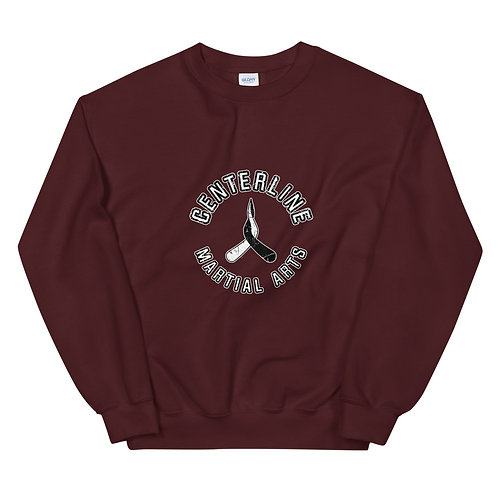 Unisex Sweatshirt  -  Martial Arts