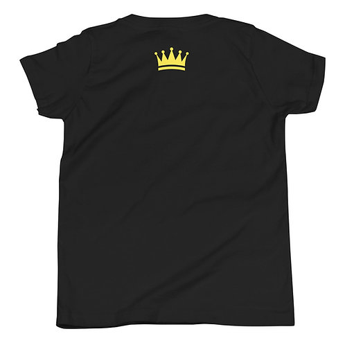 Youth T-shirt - Kung Fu Queen/King