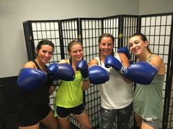 Ithaca College Fitness Kickboxing