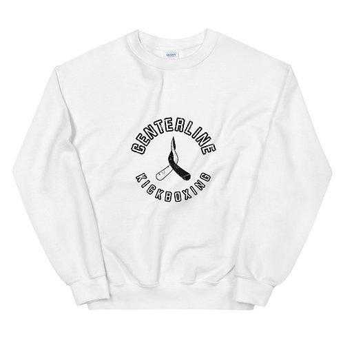 Unisex Sweatshirt  -  Kickboxing