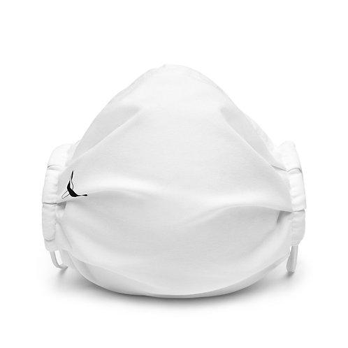 Premium face mask - White Basic