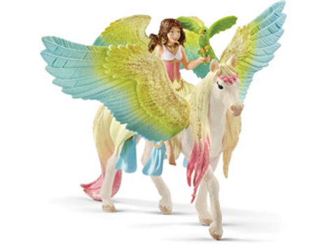 Fairy Surah and pegasus