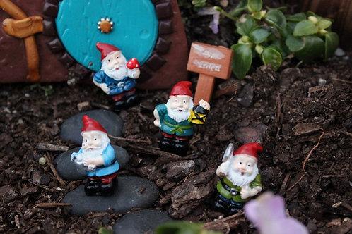 Miniature Gnome