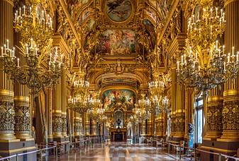 Opéra Garnier, Paris, France