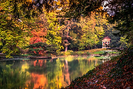 Park of Monza, Italy