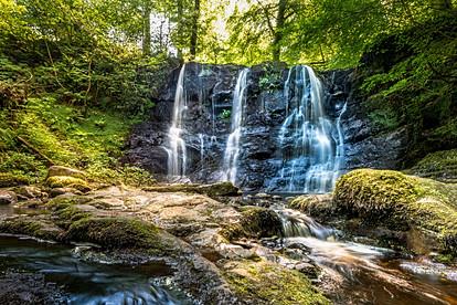 Guinness Waterfall, Glenariff Forest Park, Ireland