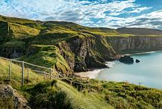Carrick-a-rede Island, Ireland