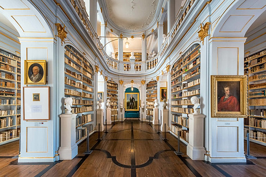 Weimar Library, Germany