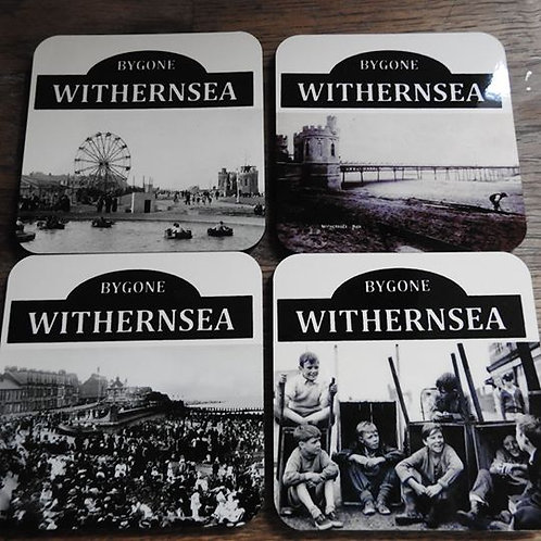 Bygone Withernsea Coasters  Set of 4