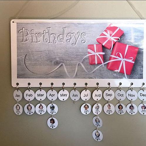 Birthday / Anniversary Reminder