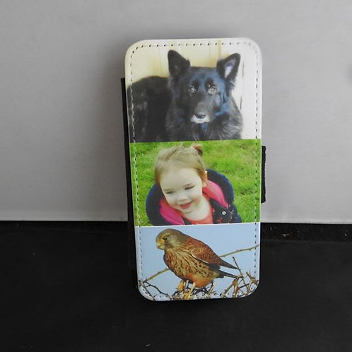 Personalised Mobile Flip Case